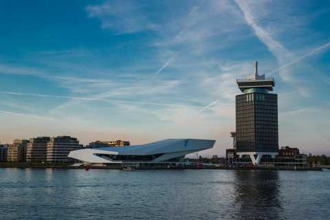 Amsterdam: Contemporary City 4-Hour Private Walking Tour