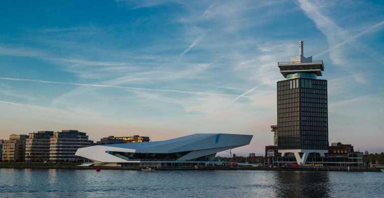 Amsterdam: 4-stündiger privater Rundgang - moderne Stadt
