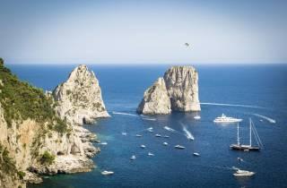 Aus Rom: 3 Tage Capri Isola Bella