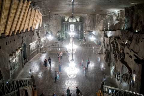 Wieliczka Salt Mine: Guided Tour