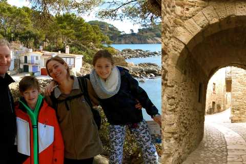 Costa Brava and Medieval Villages Full-Day Tour