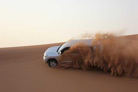Dubai: safari estremo nel deserto, sandboarding e BBQ