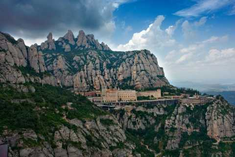 From Barcelona: Montserrat Monastery and Park Half-Day Tour