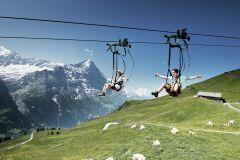 De Zurique: Grindelwald First Aventura de 1 Dia na Montanha