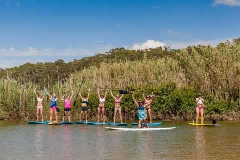 Ericeira: Stand Up Paddle Lesson