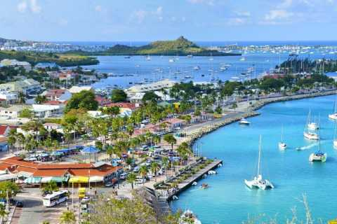 Sint Maarten: Private Insel-Sightseeing-Tour