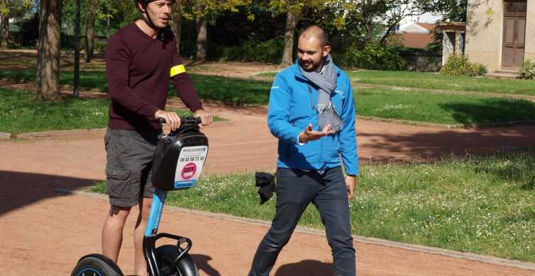 Annecy: 1.5-Hour Segway Tour