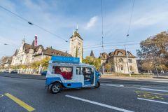Zurique: Excursão de eTuk Tuk pela Cidade