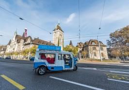 What to do in Zurich - Zurich: eTukTuk City Tour