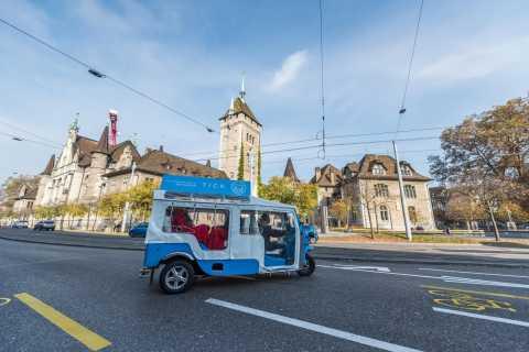Zurich: eTukTuk City Tour