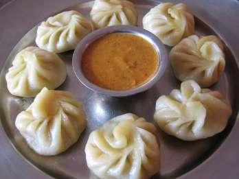 Kathmandu: Momo-Kochkurs beim Küchenchef daheim