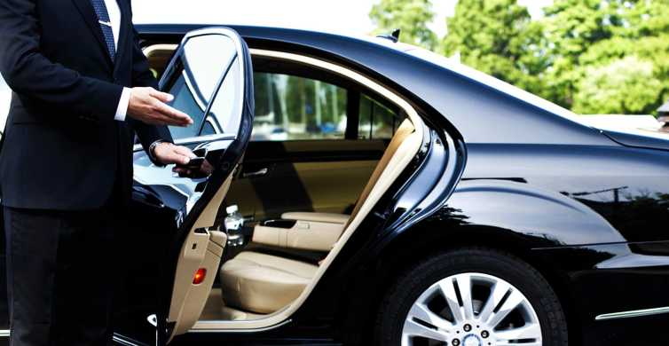 Private Transfer from Airport (BIA) to Kandy by Car