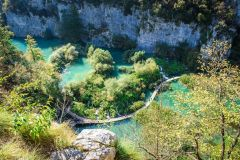 Excursão Lagos de Plitvice saindo de Split ou Trogir