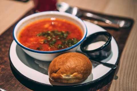 Kiev: 3-Hour Restaurant Crawl