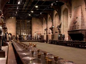 Ab London: Kleingruppentour Harry Potter Studio und Oxford