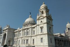 Kolkata Full-Dia Fotografia Posto de Rua