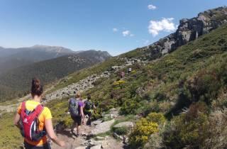 Madrid: Tagesausflug mit Trailrunning