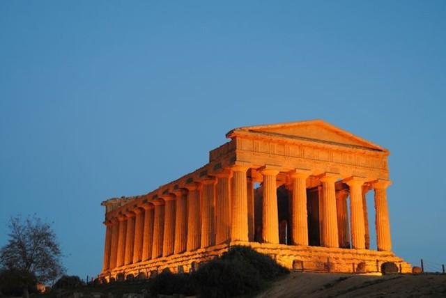 Palermo: hele dag in Agrigento en Valle dei Templi