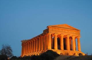Palermo: Tagestour durch Agrigent und das Tal der Tempel