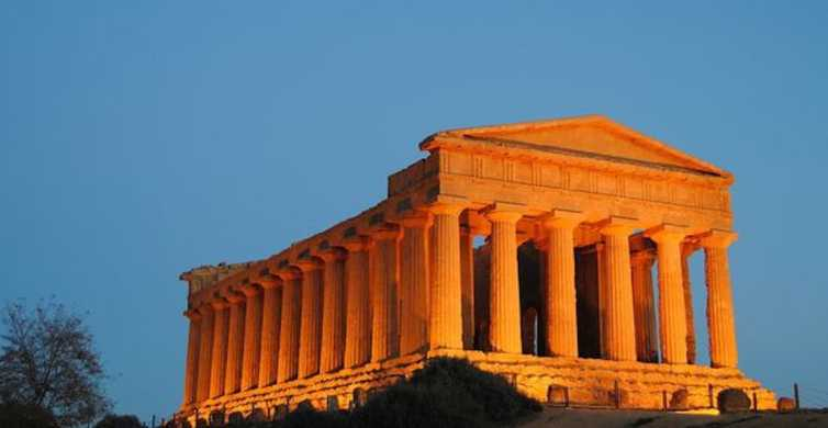 Palermo: Full Day in Agrigento and the Valley of the Temples