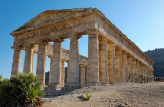 Tagestour ab Palermo: Segesta, Erice und Salzebenen