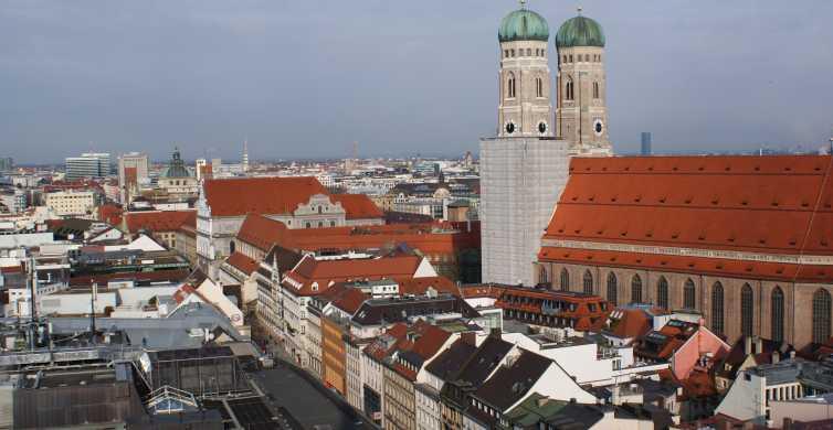 Munich: Nazi History 2-Hour Small Group Walking Tour
