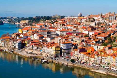 Excursão de 1 dia no Porto
