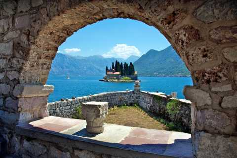 Montenegro:Kotor, Perast, Our Lady of the Rocks Private Tour