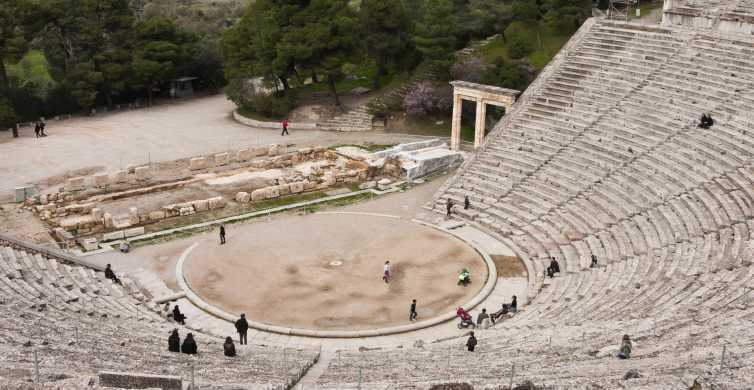 From Athens: 4-Days Classical Tour with Meteora