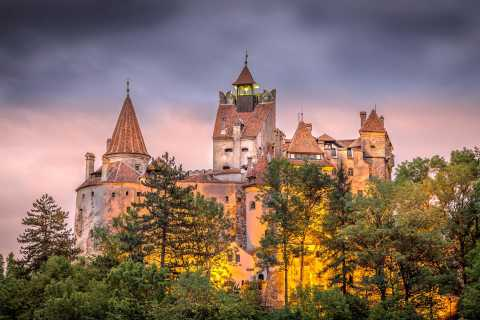 From Bucharest: A Taste of Transylvania: Private Tour