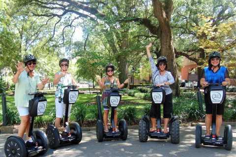 Historic Downtown Savannah: Guided Segway Tour