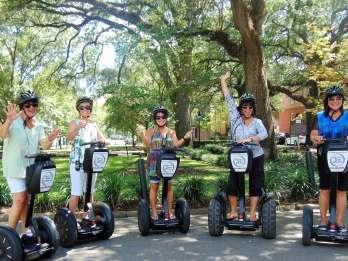 Savannah: Segwaytour mit Guide durch die Altstadt