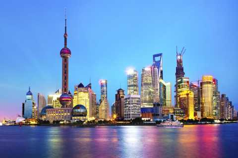 Shanghai: Private Tour including River Cruise