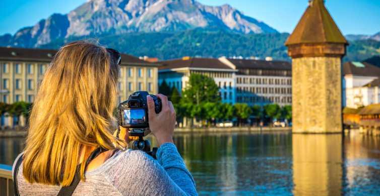 Lucerne: 3-Hour Essential Photography Tour