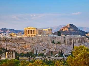 Athen: Tour durch die Stadt, zur Akropolis und zum Museum