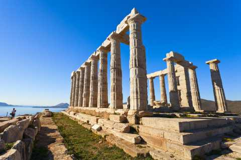 Athens: Cape Sounion Afternoon Tour