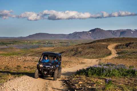 Reykjavik: 2-Hour Blue Mountains Buggy Adventure
