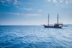 Kos: Passeio de Barco Calímnos e Pserimos c/ Opção Traslado