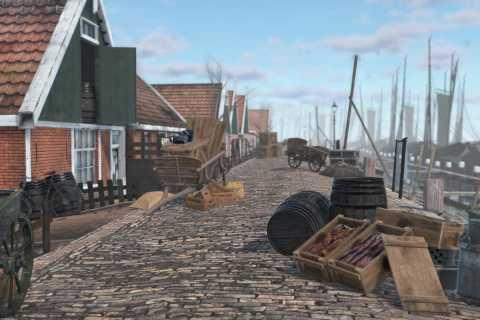 Upplev Volendam i Virtual Reality