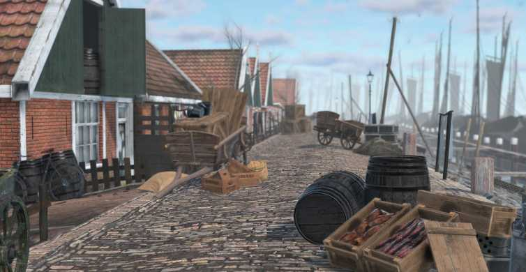 Upplev Volendam i Virtual Reality