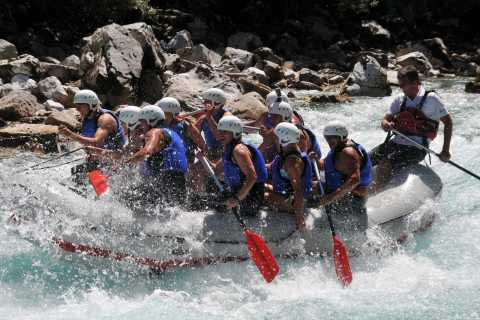 Montenegro: Tara River Whitewater Rafting
