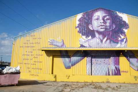 City of New Orleans and Katrina Recovery Tour
