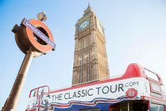 Londres: Excursão Ônibus Vintage
