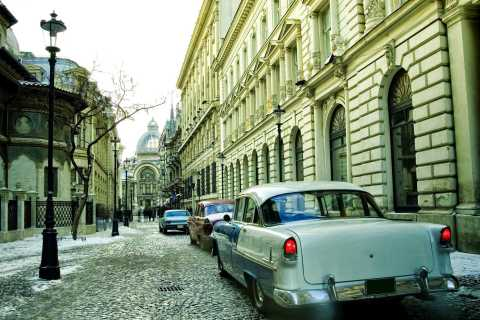 Bucharest: The Ashes of Communism Private Walking Tour
