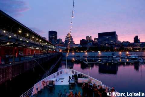 Montréal: 5-Course Dinner Cruise