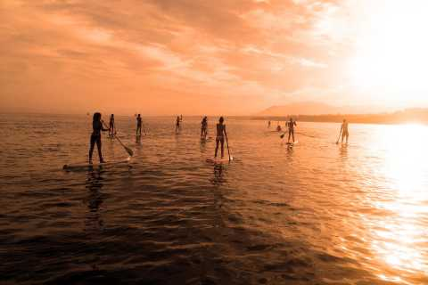 Marbella: Stand-Up Paddle Board at Sunset