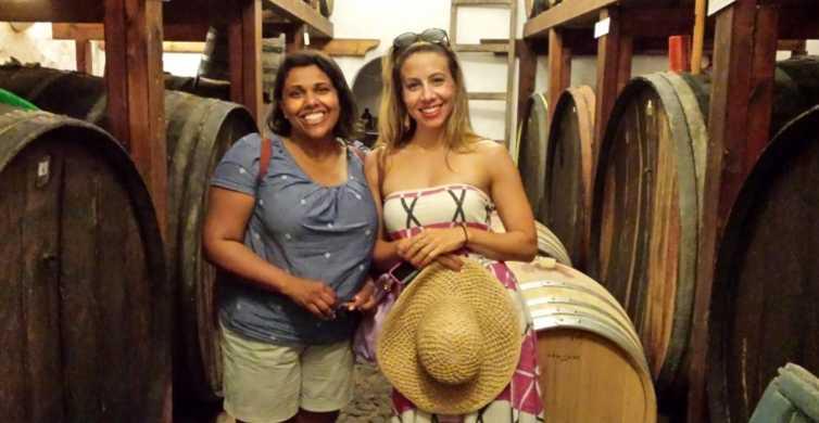 Santorini: Half-Day History & Wine Trails Tour