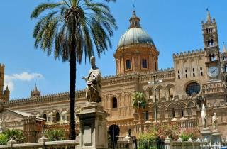 Ab Cefalù: Sizilianische Schlemmer-Tour in Palermo