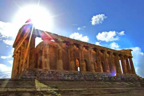 From Taormina: Full-Day Agrigento & Piazza Armerina