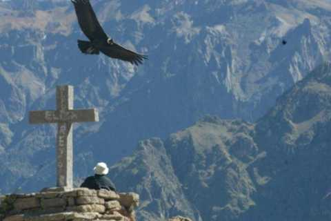 Full-Day Colca Canyon Tour from Arequipa